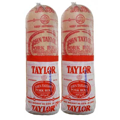 Taylor Pork Roll 6 Lb