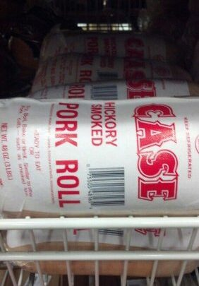 Case Brand Pork Roll 3 Lb