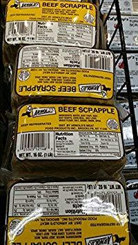 Arnold's Beef Scrapple