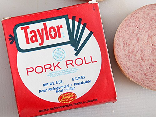 Taylor Pork Roll and RAPA Scrapple
