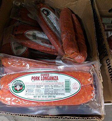 Reynaldo's Cured Pork Longaniza