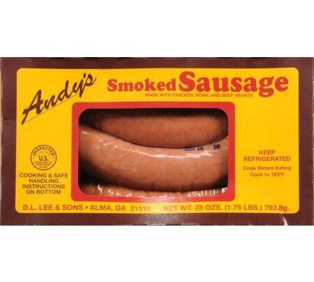 Andy's Smoked Sausage