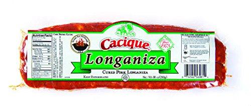 Cacique Cured Pork Longaniza