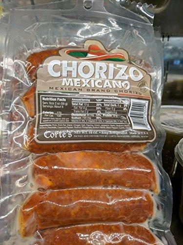 Cortes Chorizo Mexicano Sausage