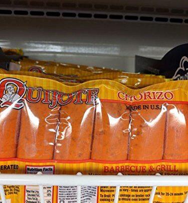 Quijote Chorizo Sausage