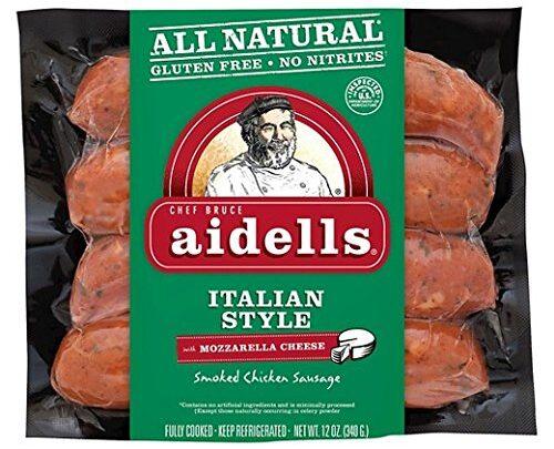 Aidells Italian Style Chicken Sausage