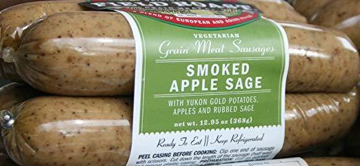 Field Roast Smoked Apple Sage Sausage