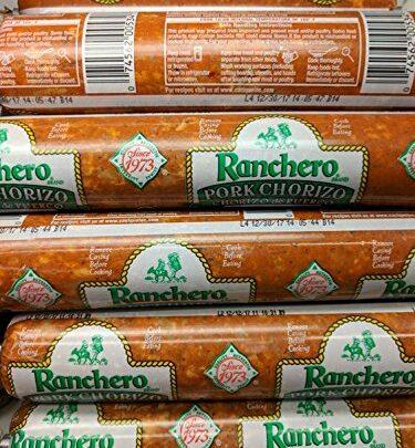 Ranchero Pork Chorizo
