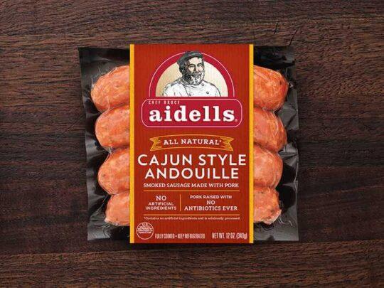 Aidells Cajun Style Andouille Sausage