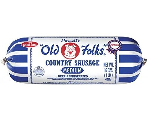 Purnell's Old Folks Country Sausage