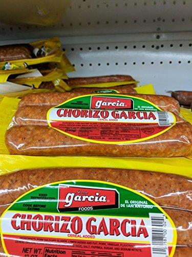 Andy Garcia Chorizo Garcia