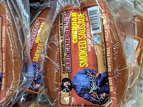 Earl Campbell's Polish Smoked Sausage