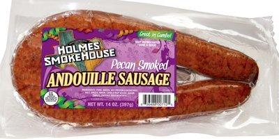 Holmes Smokehouse Andouille Sausage