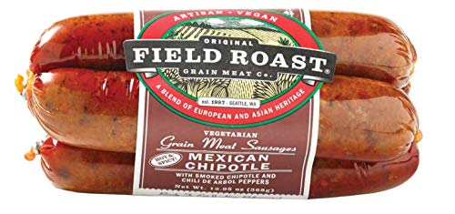 Field Roast Vegetarian Mexican Chipotle Sausage
