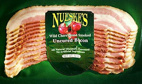 Nueske's Wild Cherrywood Uncured Bacon