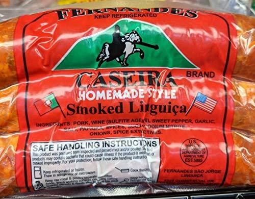 Fernandes Caseira Smoked Linguica