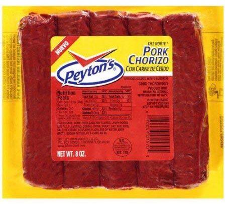 Peyton's Pork Chorizo
