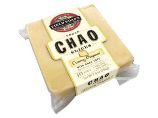 Field Roast Chao Slices