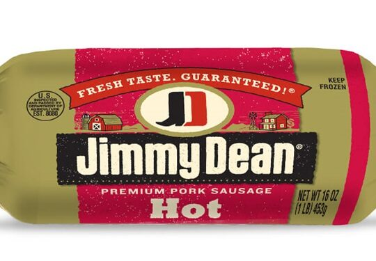 Jimmy Dean Hot Sausage