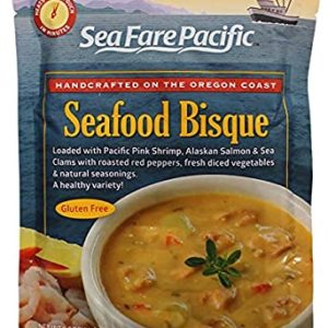 Seafare Pacific Pacific Seafood Bisque 9 Oz (8 Pack)