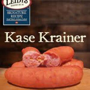 Leidy's Signature Recipe Kase Krainer 12 Oz (4 Pack)