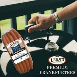 Leidy's Signature Recipe Natural Casing Franks 12 Oz (4 Pack)