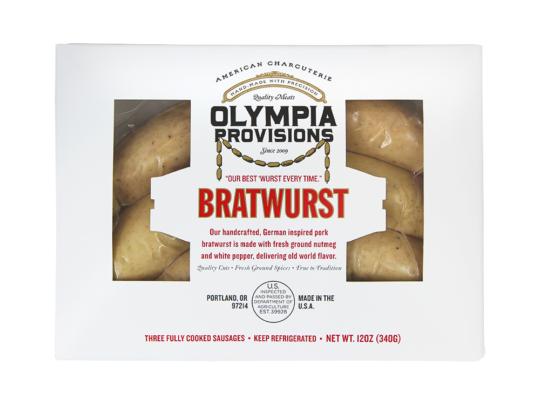 Olympia Provisions Bratwurst