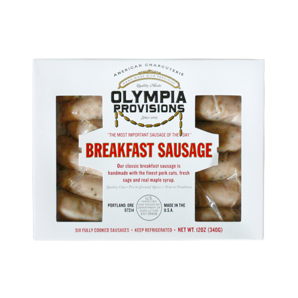 Olympia Provisions Breakfast Sausage