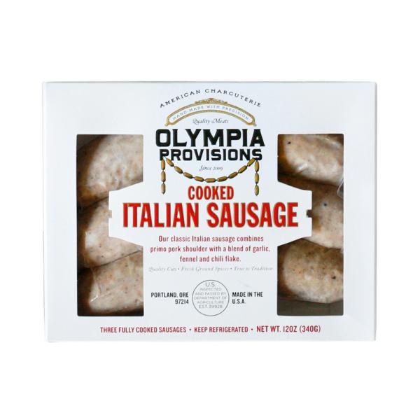 Olympia Provisions Italian Sausage