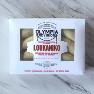 Olympia Provisions Loukaniko 12 Oz (6 Pack)