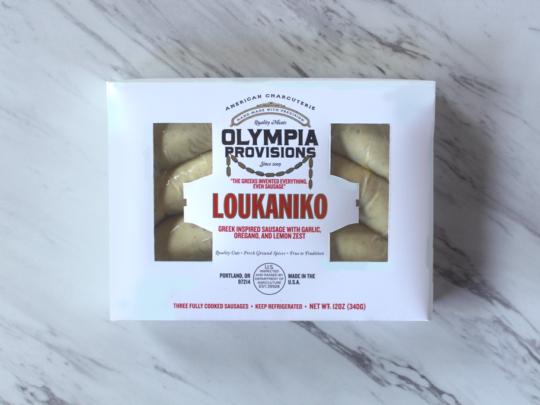 Olympia Provisions Loukaniko