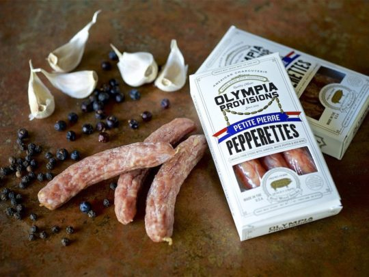 Olympia Provisions Petite Pierre Pepperette