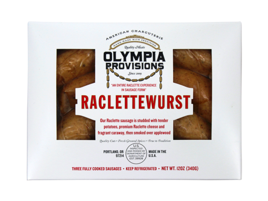 Olympia Provisions Raclettewurst
